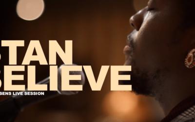 Prestation Stan Believe – Soirée Tremplin
