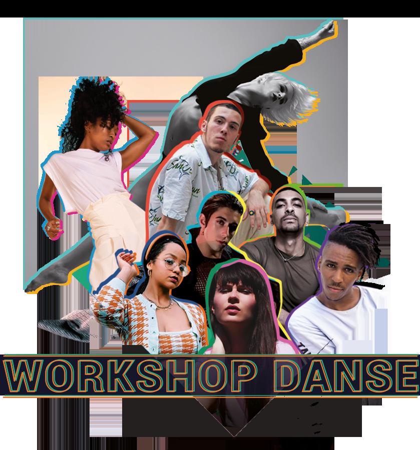 Workshop 8 danseurs pour Efferv&Sens 3 du 17 au 19 octobre 2020