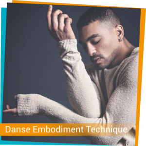 Chris McCarthy Workshop#8 - lundi 19 octobre 2020 de 14h30 à 16h30 - Danse embodiment technique