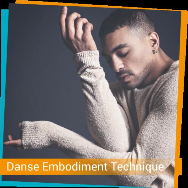 Chris McCarthy Workshop#8 - lundi 19 octobre 2020 de 14h30 à 16h30 - Danse embodiment technique