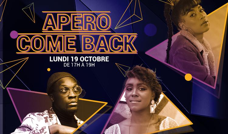 apéro come back lundi 19 octobre 2020 - edition 3 Efferv&Sens