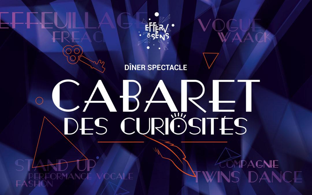 EFFERV@SENS3 _ SOIRÉE#1- Dîner-spectacle