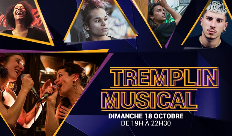 EFFERV&SENS3 _ SOIRÉE#2- TREMPLIN MUSICAL