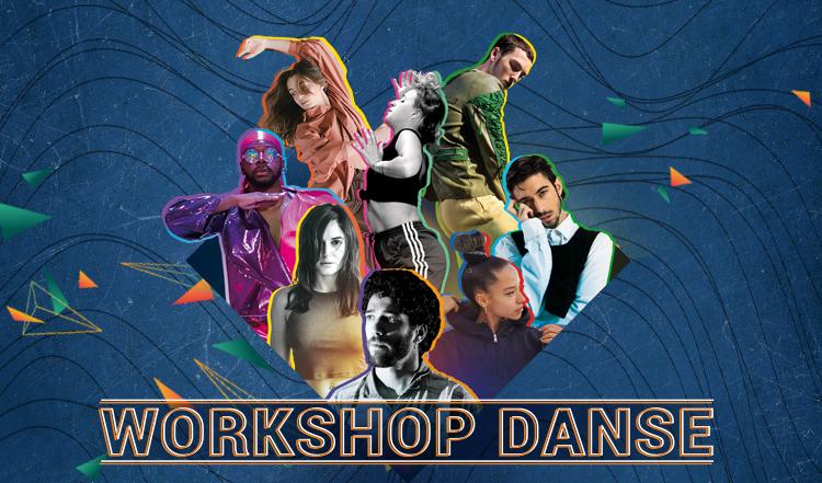 Programme Workshop Danse ES4