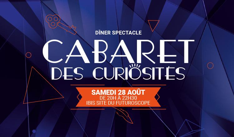 Programme Cabaret des curiosités ES4