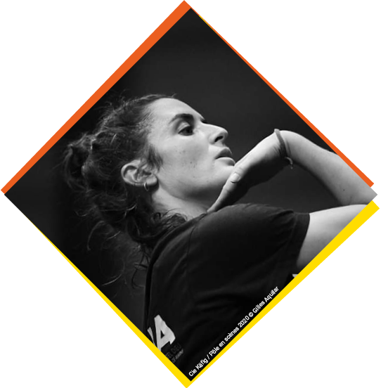 photo de profil de la danseuse Pauline Journe