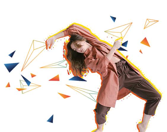 silhouette Manon Bouquet danseuse Efferv&sens4