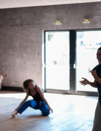 Efferv&Sens 4_Workshop Danse Contemporaine avec Pauline Journé