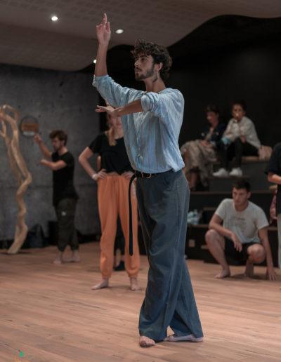 Efferv&Sens 4_Workshop Danse Street Jazz avec Andy Da Veiga